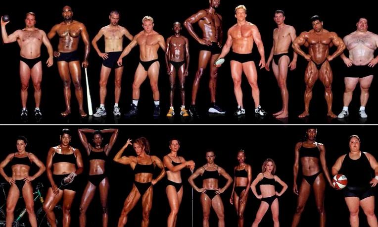 Athlete by Howard Schatz